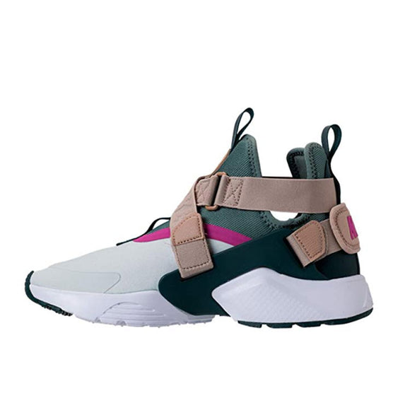 W NIKE AIR HUARACHE CITY BARELY  AH6787-005 ⓗ