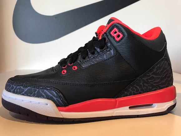 Nike AIR Jordan 3 Retro (GS) 398614-005