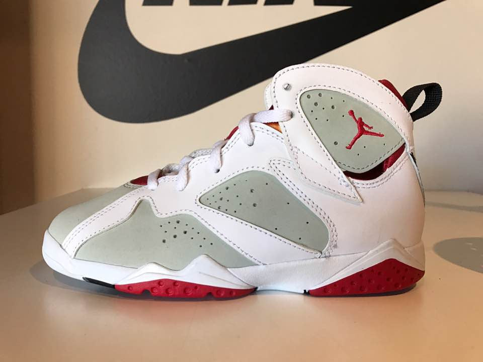 Air Jordan 7 Retro BP (PS) 304773-125