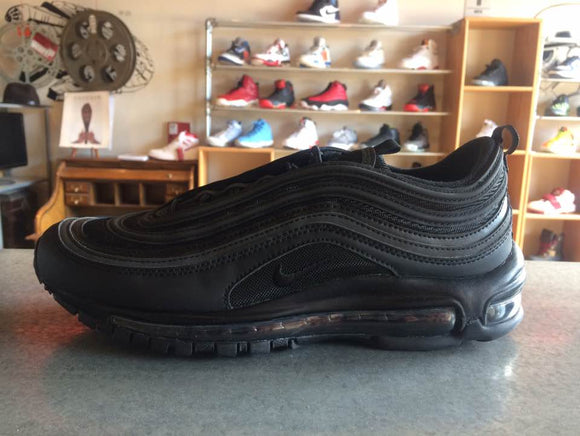 Nike Air Max 97 Triple Black BQ4567-001