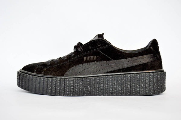 "Puma by Rihanna Women's Creeper ""Black"""