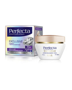 Perfecta Exclusive 70+with Diamonds and Gold - Perfecta Exclusive 70+Silnie Przeciwzmarszczkowy