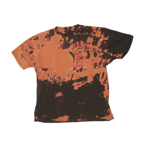 4hunnid dyed t-shirt