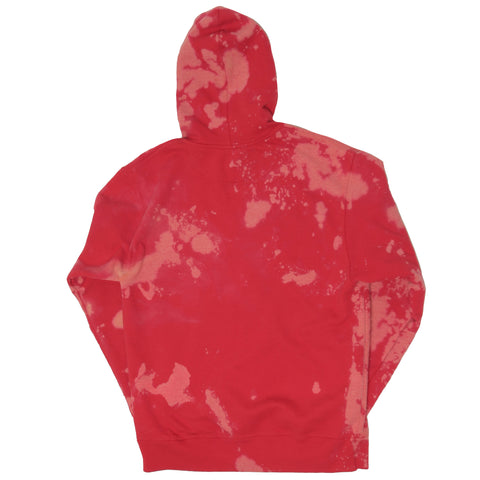 Red Dyed Champion Hoodie