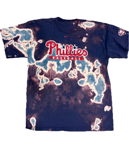 Phillies dyed t-shirt