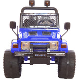 Drifter 4x4 12V Jeep Blue