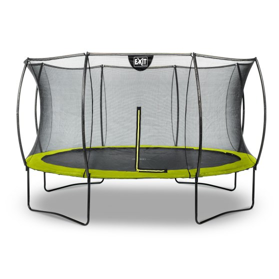 Pre-Order Silhouette Trampoline 12ft Green Pad