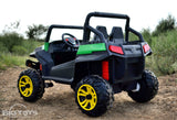 24v WildCat  ATV 4WD 2 Leather Seats EVA Tires