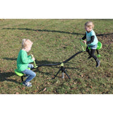 Rotating Spinner Seesaw