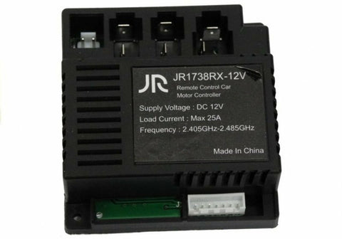 Receiver for Drifter Jeep