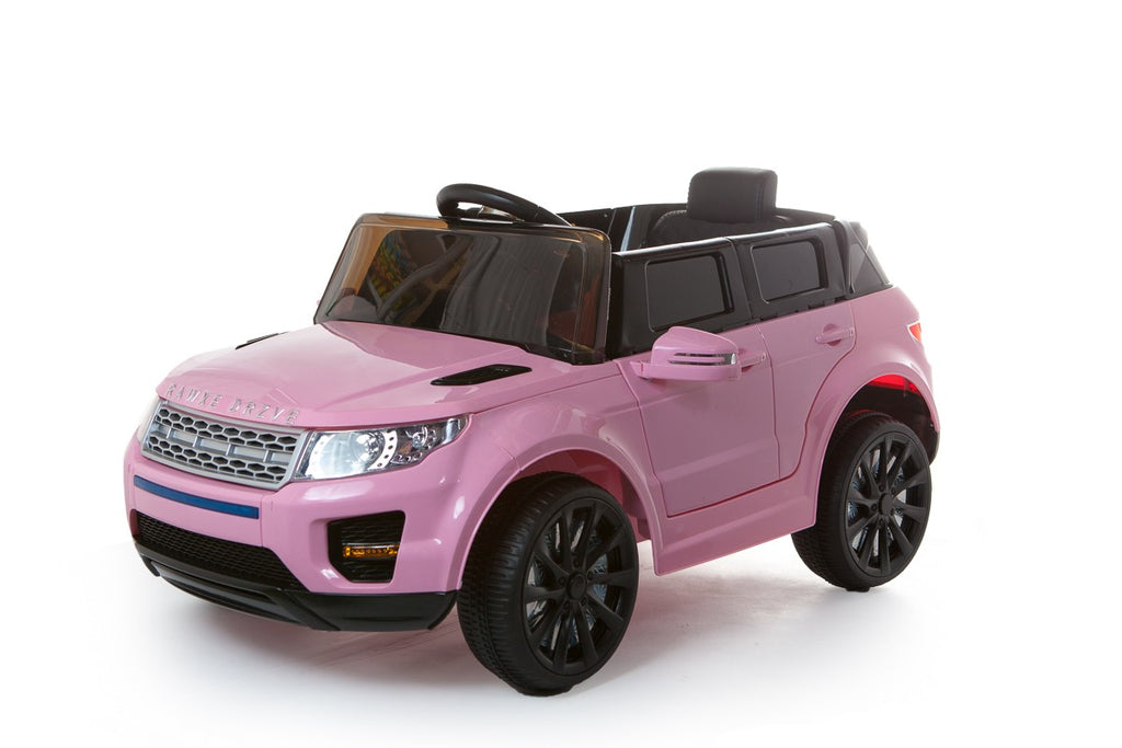 12V Pink Evoque Style Jeep  *Special Offer*