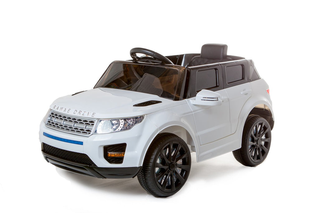 12V White Evoque Style Jeep *SPECIAL OFFER*