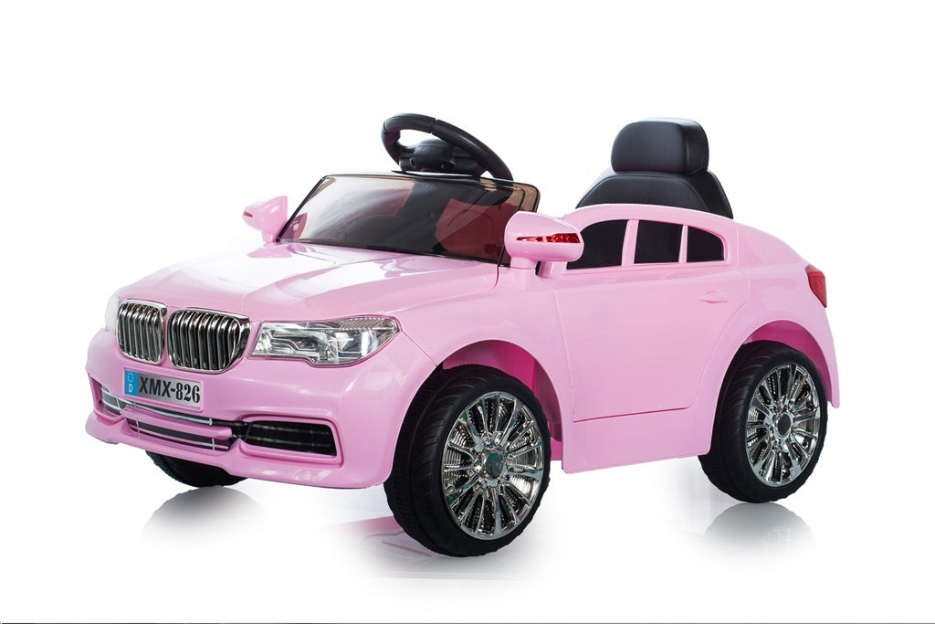 Bmw Style X5 Saloon 12V Pink