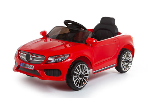 12V Red C Class Style Car *Special Offer*