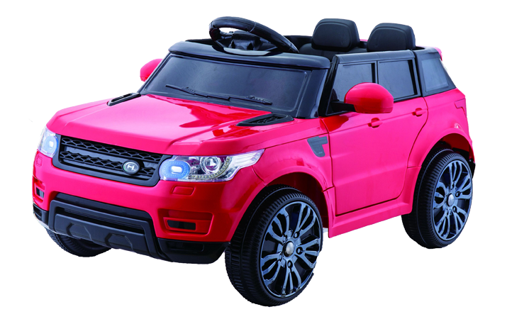 12V Red Range Rover Style Ride On Car