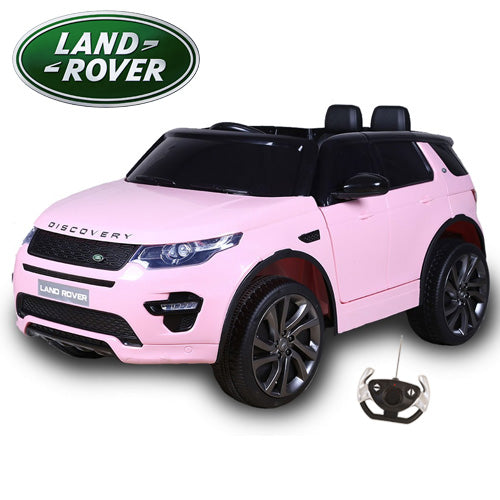 12V Licensed Land Rover Discovery HSE Sport Pink Free Delivery