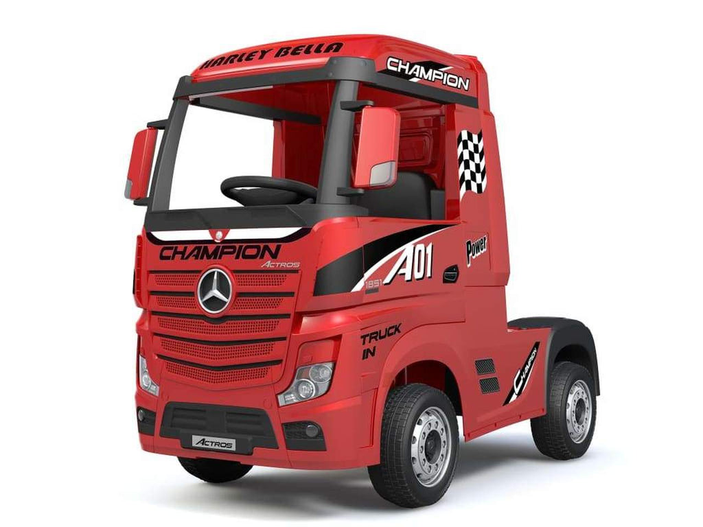 12V LICENSED MERCEDES-BENZ ACTROS TRUCK