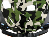 24v Camouflage WildCat  ATV 4WD 2 Leather Seats EVA Tires