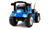 12v R/C Twin Motor Tractor Blue
