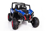 24v 2WD UVT-MX BUGGY Upgraded Leather Seat & EVA Tires