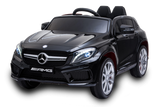 12V Licensed Mercedes GLA Car Black