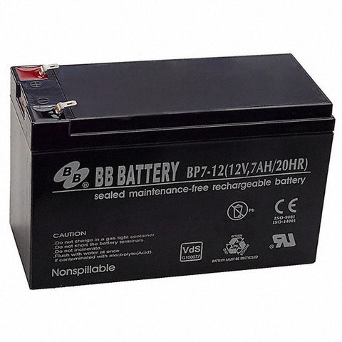 12v 7Ah Battery inc Delivery