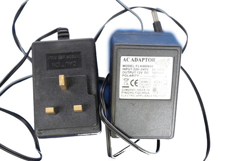 12v 1000 mA Battery Charger inc Delivery
