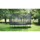 Pre Order 12ft Premium Trampoline with Safety Net Green