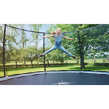Pre Order 10ft Premium Trampoline with Safety Net Green