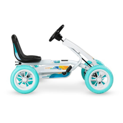 Junior Club Go-Kart White