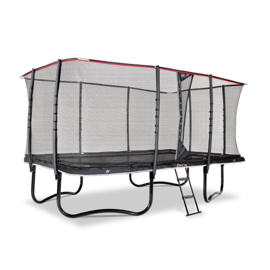 PRE-ORDER Platinum PeakPro 15ftx9ft Trampoline with Ladder
