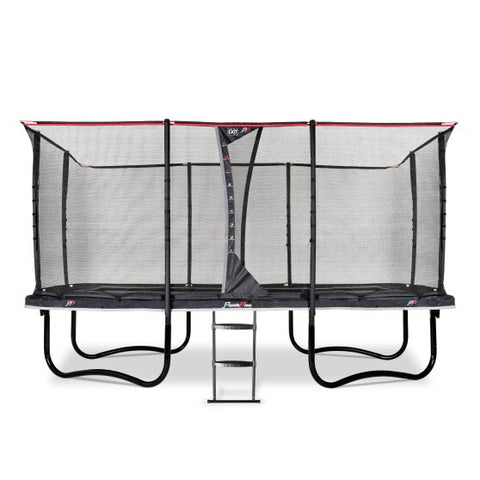 PRE-ORDER Platinum PeakPro 17ftx10ft Trampoline with Ladder