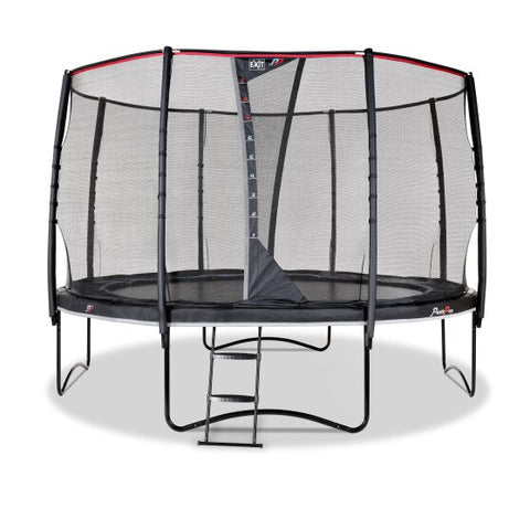 Pre-Order Platinum PeakPro 12ft Trampoline with Ladder