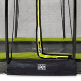 Pre-Order Silhouette In-Ground Trampoline + Safety Net 14ft Green Pad