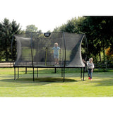 Pre-Order Silhouette Trampoline 8ft Pink Pad
