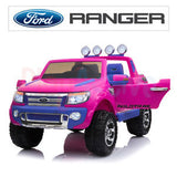 12v Licensed Ford Ranger Wildtrack Jeep *Pink*