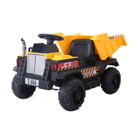 12v Hydraulic Loader Dumper with EVA Wheels