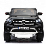 24v Licensed Mercedes-Benz X-Class 4WD EVA Tire Black -Special Offer
