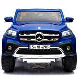 24v Licensed Mercedes-Benz X-Class 4WD EVA Tire Blue - Special Offer