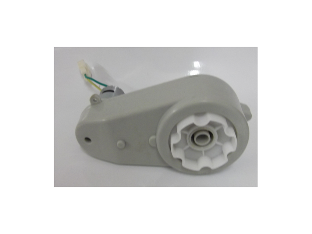 12v Motor and Gearbox Lh with Cable