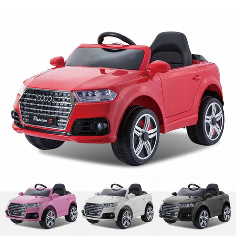 12v Red Audi Q7 Style Car New Model 2018