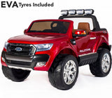 Pre OrderLicensed Ford Ranger Wildtrack 4WD 24v Leather Seats EVA Tires