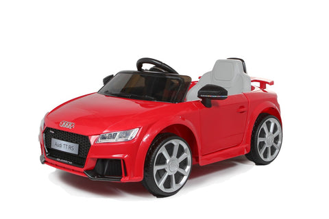 12V Licensed  Audi TT RS Red