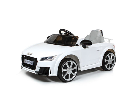 12V Licensed  Audi TT RS White