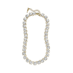 Heirloom Crystal Necklace $68