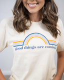 Good Things Are Coming - Tee