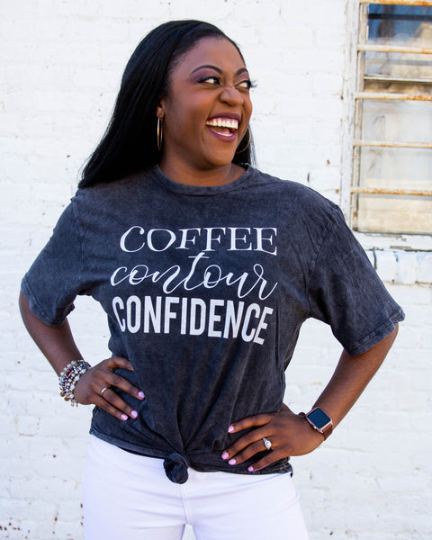 Coffee Contour Confidence - longbody