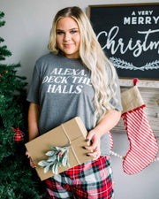 Alexa, Deck The Halls - Tee