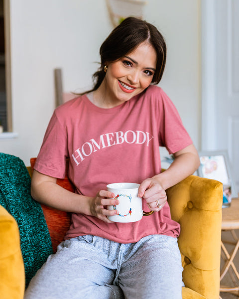 Homebody (Curve) - Tee