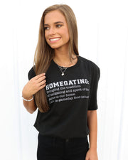 Homegating - tee